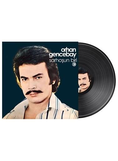 Esen Elektronik Orhan Gencebay-Sarhoşun Biri LP Plak Renkli